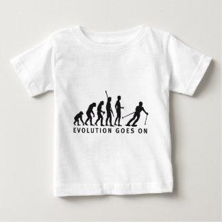 evolution ski baby T-Shirt