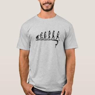 Evolution Social Extinction T-Shirt