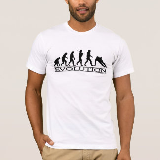 Evolution - Speed Skating T-Shirt