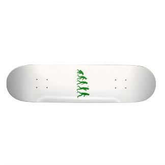 Evolution Standard - Green Skate Deck