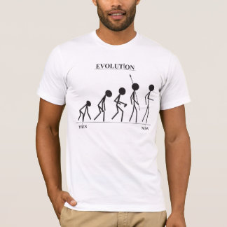 Evolution Stickman T-Shirt
