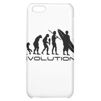 Evolution Surfer iPhone 5C Case