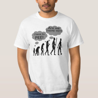 Evolution. T-Shirt
