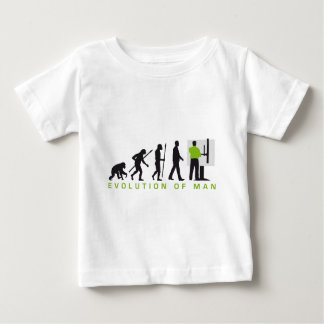 Evolution technical draftsman architect baby T-Shirt