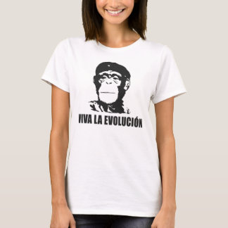 evolution tee ladies