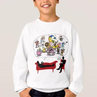 Evolution Therapist Psychologist Sweatshirt