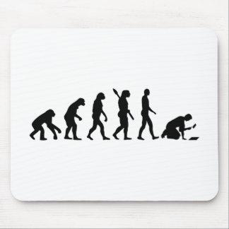 Evolution tiler mouse pad