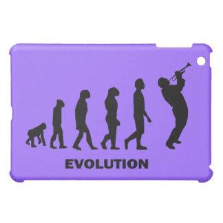 evolution trumpet iPad mini case