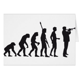 evolution trumpet more player card