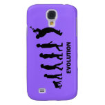 evolution trumpet player galaxy s4 cover