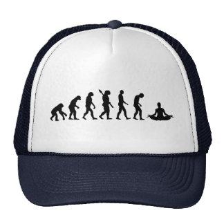 Evolution Yoga Mesh Hat