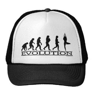 Evolution - Yoga Mesh Hat