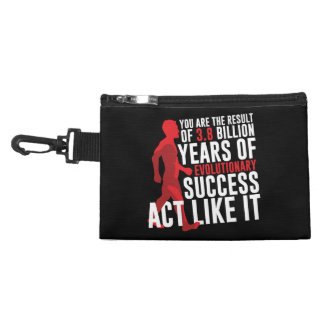 Evolutionary Success Accessory Bag