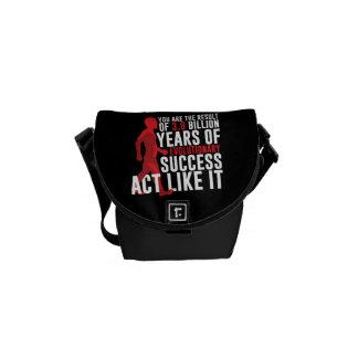 Evolutionary Success Commuter Bag