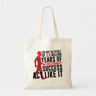 Evolutionary Success Tote Bag