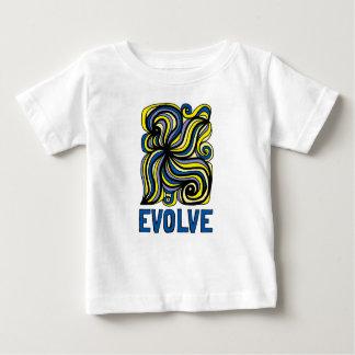 """Evolve"" Baby Fine Jersey T-Shirt"