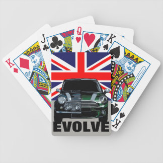 EVOLVE BICYCLE PLAYING CARDS