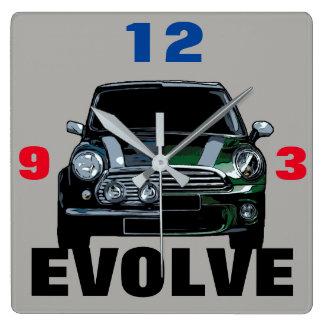 EVOLVE CLOCKS