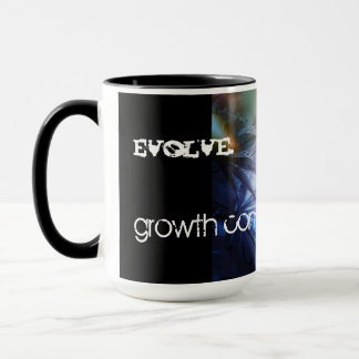 "*""EVOLVE"" Designer Coffee Mug* Mug"