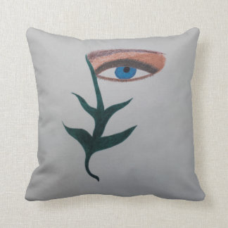 Evolve in Creation Throw Pillow