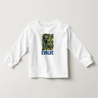 """Evolve"" Toddler Long Sleeve T-Shirt"