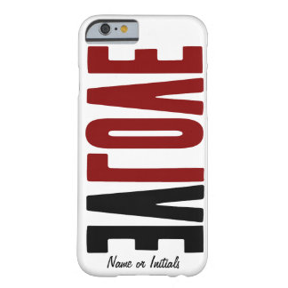 Evolve with LOVE Barely There iPhone 6 Case