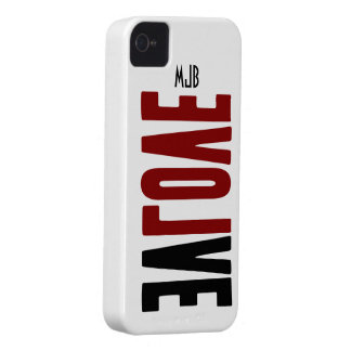 Evolve with LOVE Blackberry Bold Covers