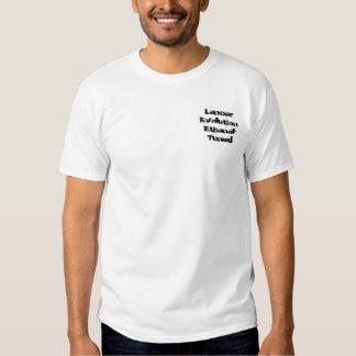 EvoX Ethanol Tuned Autox T-shirts