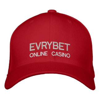 EvryBet Embroided Caps Embroidered Baseball Cap