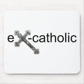 Ex-Catholic Mouse Pad