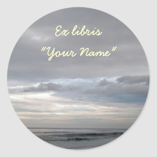 Ex libris Sunrise IBSP Stickers