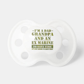 Ex Marine Dummy