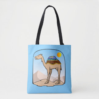 Exalted Camel Tote Bag