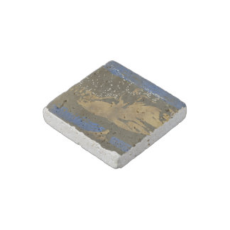 """""""Example"""" Natural Stone Magnet"""