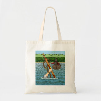 Excalibur and Arthur Tote Bag