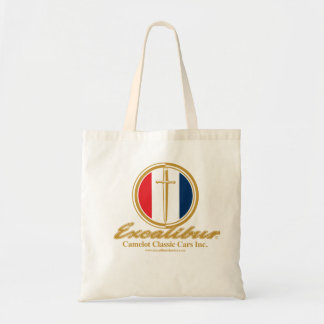 Excalibur Camelot Classic Cars tote