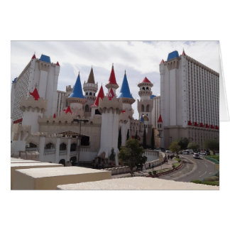 Excalibur Hotel & Casino Card
