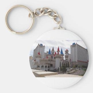 Excalibur Hotel & Casino Keychain