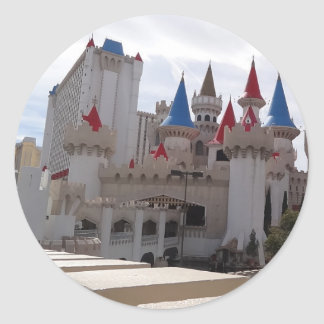 Excalibur Hotel & Casino Stickers