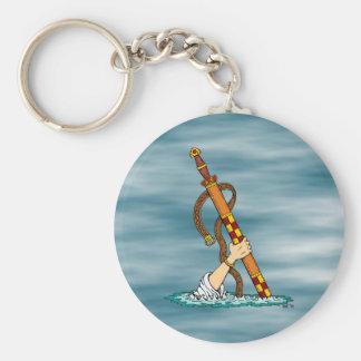 Excalibur Key Ring