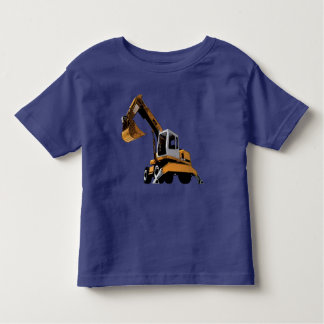 Excavator Toddler T-Shirt