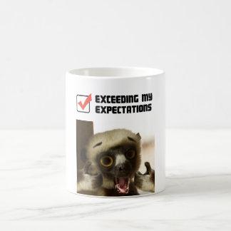 Exceeding My Expectations Coffee Mug