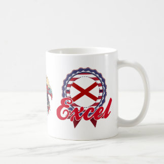Excel, AL Coffee Mug