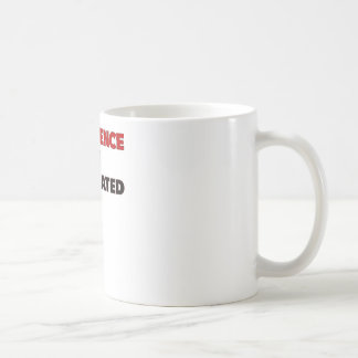 excellence is overrated.png coffee mug