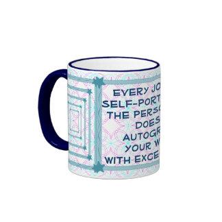 excellence mug