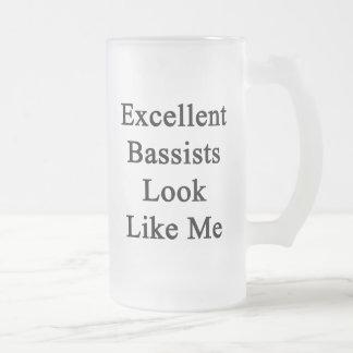 Excellent Bassists Look Like Me Mug