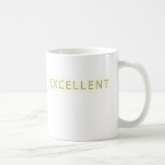 Excellent (Black) Coffee Mug