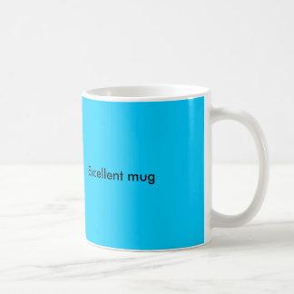 Excellent mug