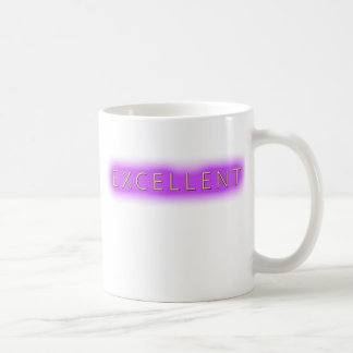 Excellent (White) Mugs