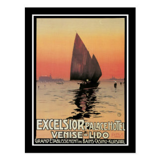 Excelsior Palace Hotel Venise-Lido Post Cards